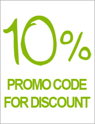 PROMO code for discount