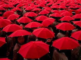 прибор «Светоч», красный цвет